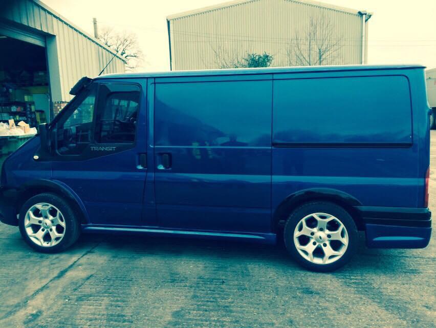Work Van For Sale >> Lower Ford Transit leaf springs £200 offer - Midland Road ...